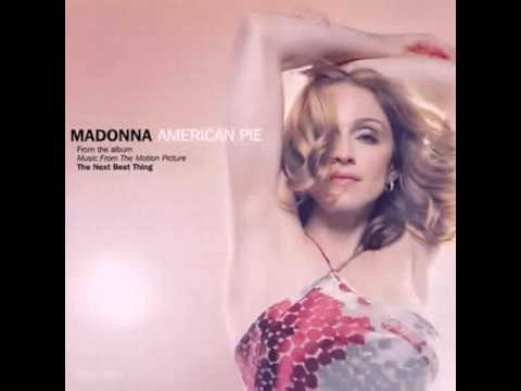 Madonna - American Pie (Richard Humpty Vission Radio Mix)