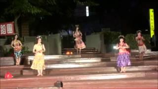 芳姿舞蹈團-彰化藝術館-夏威夷Uli Uli舞