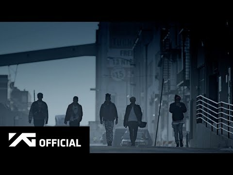 BIGBANG - BLUE M/V Travel Video