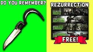 10 Things Only BO1 Zombie Players Will REMEMBER ~ Call of Duty Black Ops Zombies
