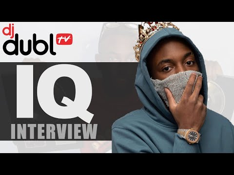 IQ Interview - Swapping Drill for Dancehall, how Showkey & Mdot's deaths changed his outlook & more!