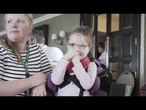 Rett Syndrome - Tobii Dynavox Video