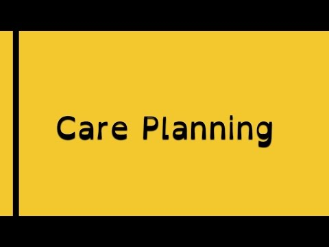 Nursing Care Plan - Personalised Care made simple.