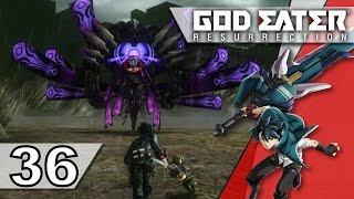 Let's Play God Eater Resurrection | Ep.36 | Un Arda Nova violet !