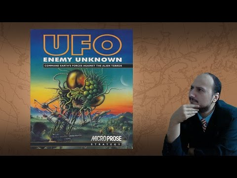 """Gaming History: UFO: Enemy Unknown / X-COM: UFO Defense """"A Sacred Monster"""""""