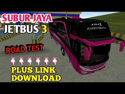 Jetbus 3 Subur Jaya Road Test Brexit Plus Link Download Livery Bussid Livery