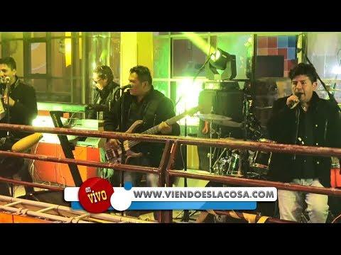 VIDEO: GRUPO TRIPLE X - Mix Los Ronisch ¡En VIVO! - WWW.VIENDOESLACOSA.COM