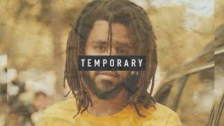 "Free J Cole x Drake type beat ""Temporary"" 2020"