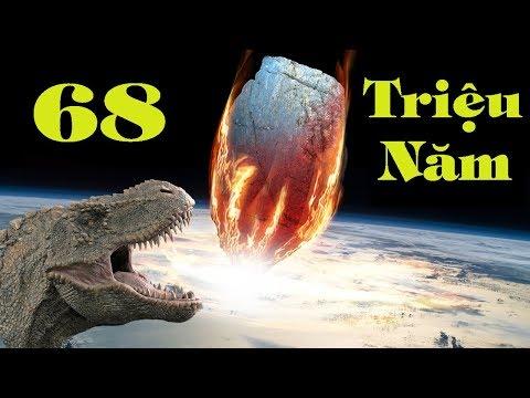 68 triệu năm trước điều gì đã xảy ra với Khủng Long ?