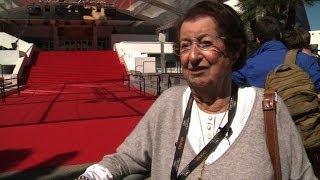 Simone, 97 ans, fidèle festivalière depuis toujours