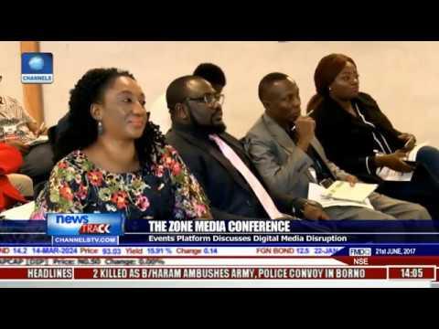 The Zone Media Conference: Event Platform Discusses Digital Media Disruption