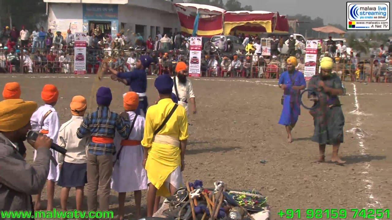 HARCHOWAL (Gurdaspur) Kabaddi Cup - 2014. Part 1st.