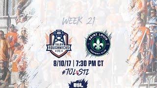 Tulsa Roughnecks FC vs St. Louis full match