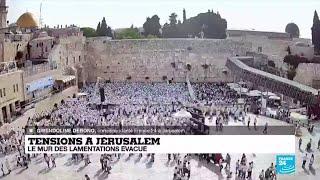 Proche-Orient : vives tensions à Jérusalem