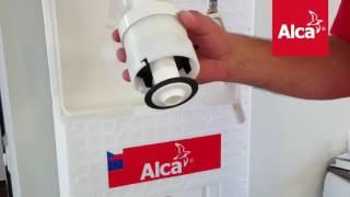 Alcaplast - Servis předstěnových instalačních systémů