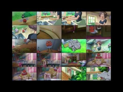 pokemon x and y anime episodes serebii