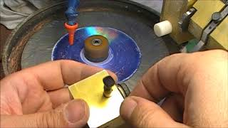 How to use  CD or DVD disks to polish gemstones!