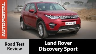 Land Rover Discovery Sport (Petrol) Road Test Review - Autoportal