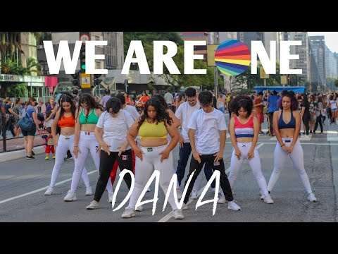 Now United - Dana [Dance In Public Challenge] Cover By We Are One (São Paulo - Brazil)