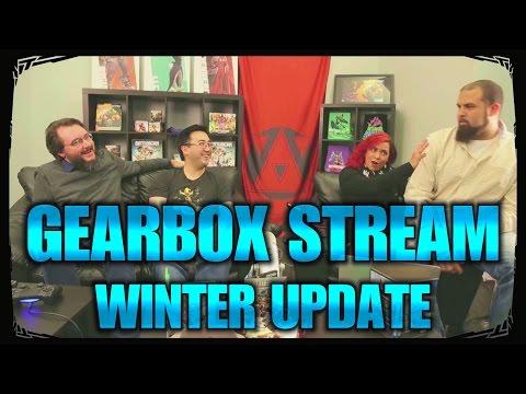 Battleborn Winter Update - GBX Live Stream