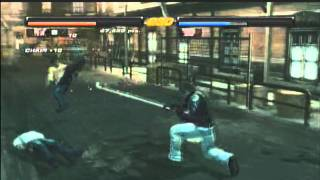 Tekken 6 - Story Mode Gameplay - Xbox 360