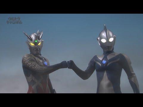 Ultraman Cosmos Opening theme : Spirit