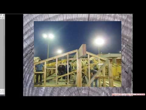 Roof Framing Presentation with music-better resolution