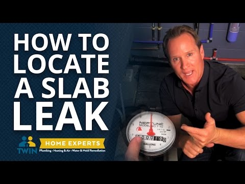 How to Locate a Slab Leak in Your Home | Professional Leak Detection