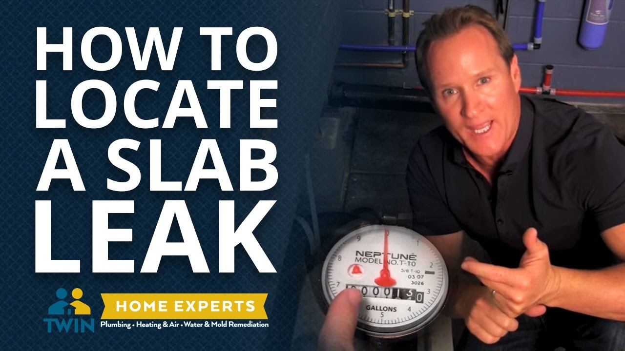 How To Locate A Slab Leak In Your Home With Professional Detection
