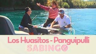 Los Huasitos probaron el pan de cerveza en Panguipulli - Sabingo