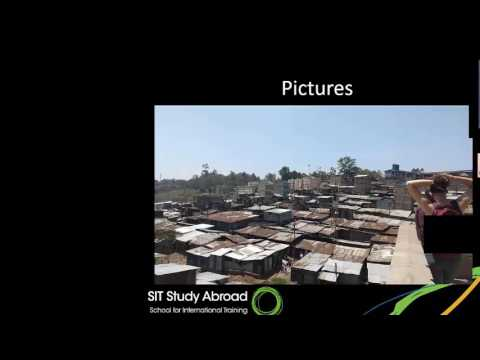 Kenya Urbanization, Health, and Human Rights Webinar