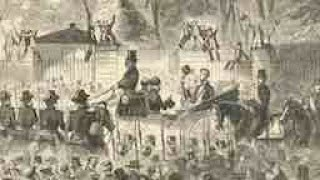 Lincoln's First Inaugural Address, 1861
