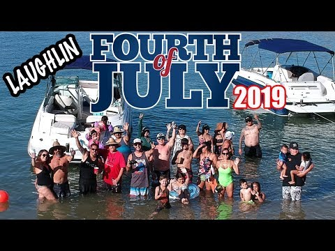 ODM - Our 4th Of July River Trip To Laughlin