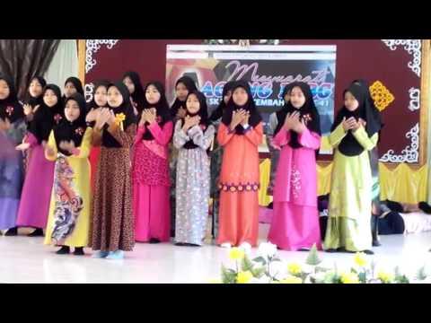 SK Tebing Tembah - Lagu Nasyid Assalamualaikum & Atouna Toufouli
