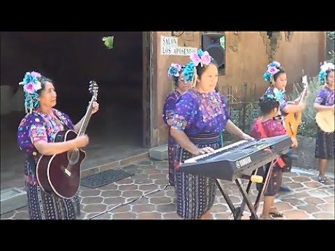 Grupo Musical, Caminando Con El Rey, Vol#1, DVD Video 2017(Desde Chichicastenango)