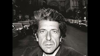 Leonard Cohen - Field Commander Cohen (Tour of 1979) [with lyrics]