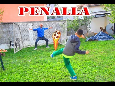 Hamza vs Meci ( PENALLA ) - VLOG- SHQIP