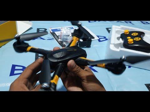 S11T professional 4K camera Drone Bangla full unboxing review Big Bazaar