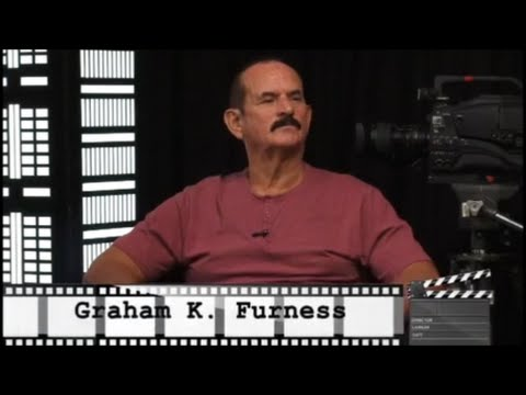 Show Reel Television Show Interview of Actor Graham K. Furness