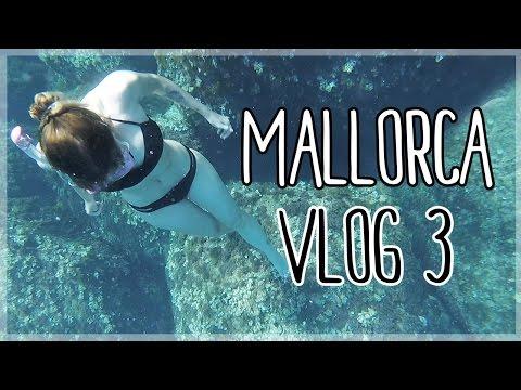 Schnorchel-Action | MALLORCA VLOG #3