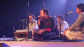 main jahaan rahoon - ustad rahat fateh ali khan live performance in johannesburg, south africa