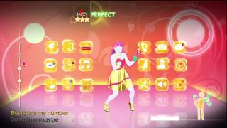 Cover images Call Me Maybe (Just Dance 4) *5