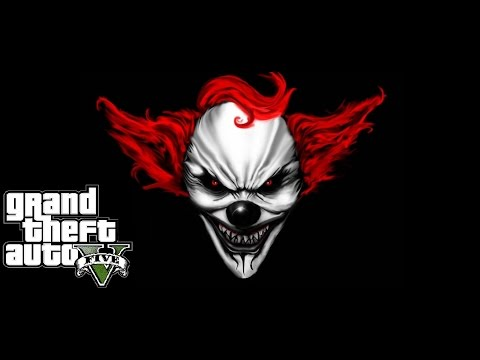 Evil Clown in Sandy Shores?!GTA5 Easter Egg/Chiliad Mystery