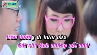 [Karaoke Beat] - Gửi Cho Anh - Khởi My