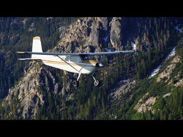 Smiley Creek Flyin to Big Creek 2019