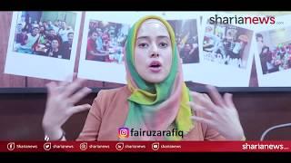 Fairuz A Rafiq: Islam itu indah, Islam itu mudah. | Lifestyle [Sharianews]