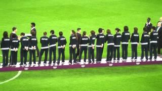 なでしこジャパン決勝戦 10 ~表彰式