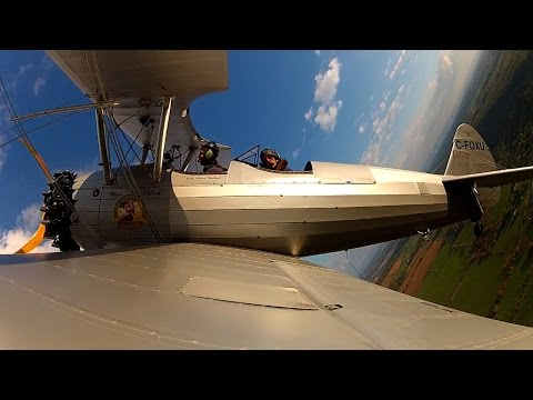 Flying Power Off - Energy Management101 All The Way Down - STEARMAN - ATC Audio