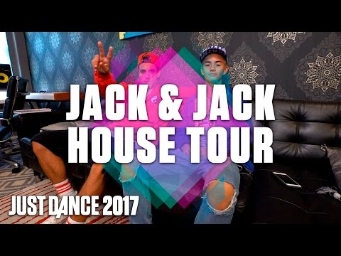 Just Dance 2017: Jack & Jack Interview and House Tour [US]
