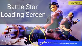 Fortnite Season 9 Utopia Challenge Secret Battle Star In Loading Screen 1 Location